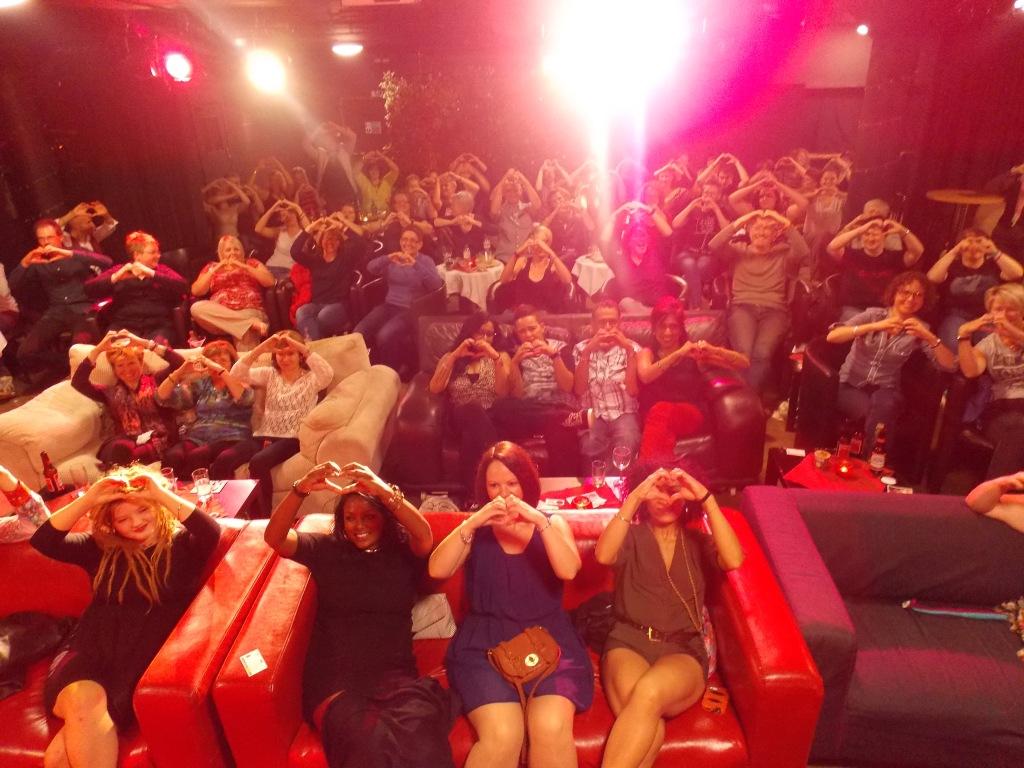 17 audience