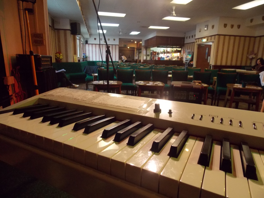7 keyboard hall