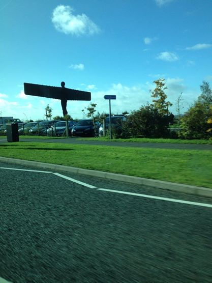 blog angel of the north blog