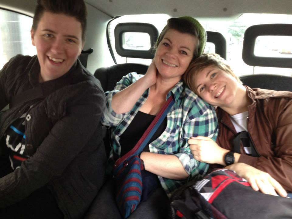 blog taxi with roland