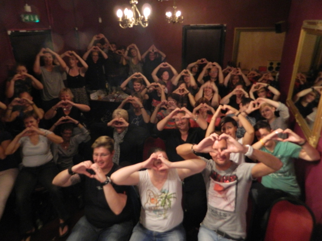 Spreading the Love 1 blog